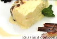Фото к рецепту: Десерт-мороженое с инжиром
