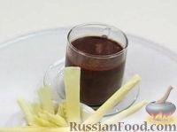 Фото к рецепту: Молочно-шоколадный десерт с перцем