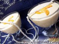 Фото к рецепту: Творожно-абрикосовое желе