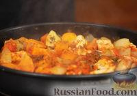 "Фото к рецепту: Курица с овощами ""Марракеш"""