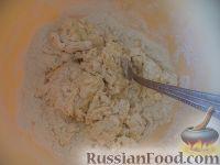 Фото приготовления рецепта: Тесто бездрожжевое - шаг №2