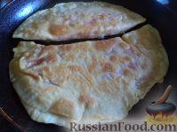 Фото приготовления рецепта: Тесто бездрожжевое - шаг №8