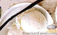 Фото к рецепту: Ванильное мороженое из йогурта