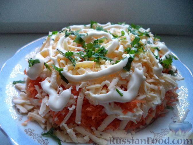 Рецепты салатов с помидорами и шпротами