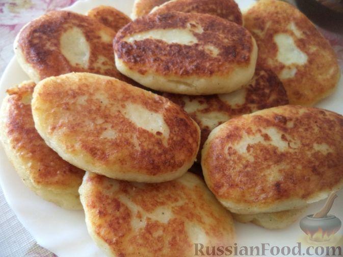 Курино картофельные котлеты рецепт