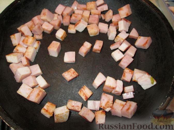 Фото приготовления рецепта: Суп-пюре из тыквы и лука-порея - шаг №6