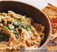 Фото к рецепту: Хумус с добавками