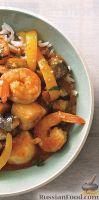 Фото к рецепту: Креветки по-тайски