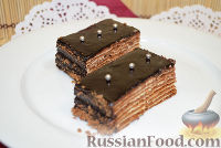 Фото к рецепту: Торт «Спартак»