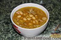 Фото к рецепту: Суп из бобов долихос с кокосовыми сливками
