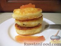 Фото к рецепту: Бабушкины сырники