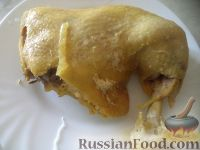 Фото приготовления рецепта: Картофельные котлеты с куриным мясом - шаг №2