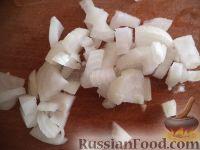 Фото приготовления рецепта: Картофельные котлеты с куриным мясом - шаг №5