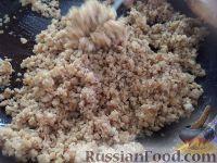 Фото приготовления рецепта: Картофельные котлеты с куриным мясом - шаг №7