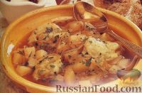 Фото к рецепту: Быстрый суп с клецками