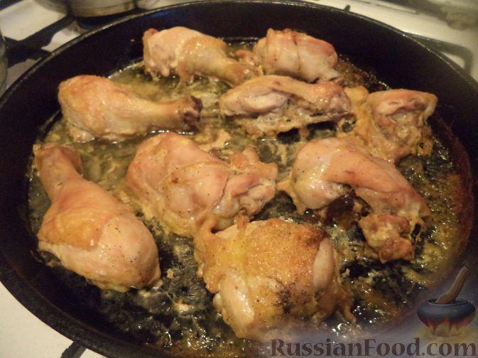 как в духовке приготовить кусочки курицы в духовке