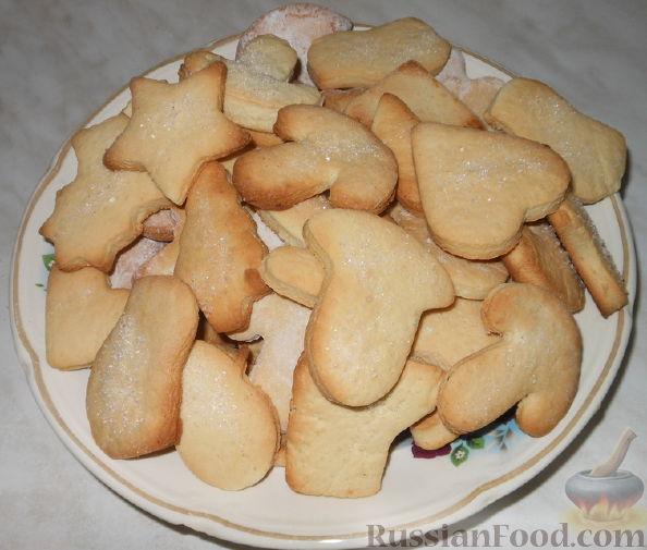 самые вкусные и простые рецепты домашнего печенья