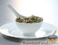 Фото к рецепту: Зеленый узбекский плов бахш