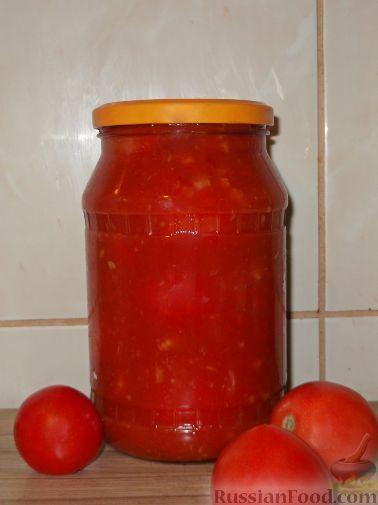 Рецепт как сделать помидорыв собственном соку