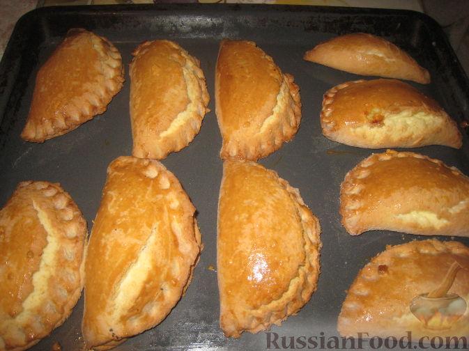 тесто из творога для пирожков в духовке