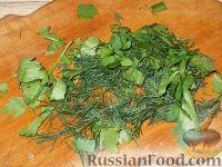Фото приготовления рецепта: Фаршированные зеленые помидоры - шаг №9