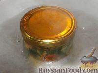 Фото приготовления рецепта: Фаршированные зеленые помидоры - шаг №14
