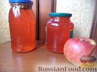Фото к рецепту: Болгарское желе-варенье