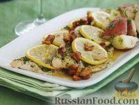 Фото к рецепту: Форель, запеченная с лимоном