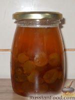 Фото к рецепту: Варенье из винограда (заготовка на зиму)