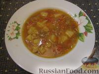 Фото к рецепту: Суп из лука-порея и картофеля