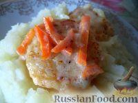 Фото к рецепту: Куриные тефтели в сметанном соусе