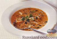 Фото к рецепту: Тайский чечевичный суп