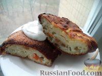 Фото к рецепту: Запеканка творожная с тыквой и изюмом