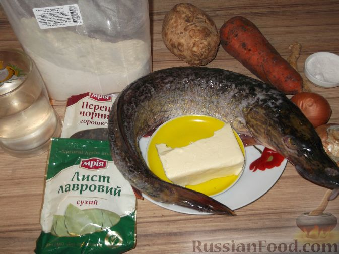 Щука в духовке рецепт