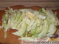 Фото приготовления рецепта: Борщ украинский с мясом - шаг №8