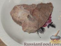 Фото приготовления рецепта: Борщ украинский с мясом - шаг №11