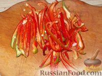 Фото приготовления рецепта: Борщ украинский с мясом - шаг №10
