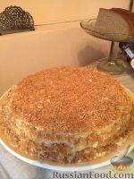 """Фото к рецепту: Торт """"Любимый Наполеон"""""""