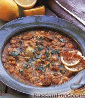Фото к рецепту: Марокканский суп харира