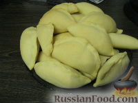 Фото к рецепту: Бадам-пури