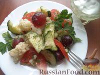 Фото к рецепту: Салат из цветной капусты