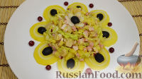 Фото к рецепту: Картофельный салат