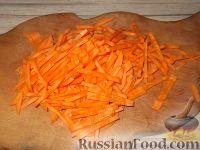 Фото приготовления рецепта: Борщ украинский с мясом - шаг №4