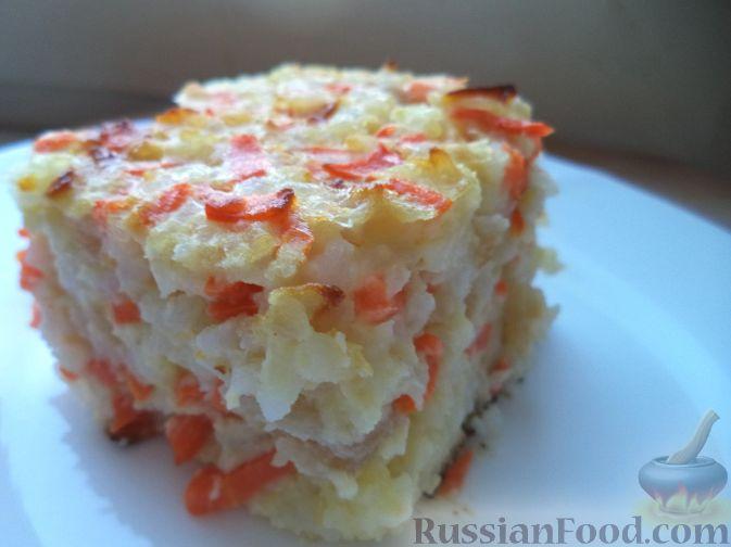 Рецепты запеканки с морковью и яблоками