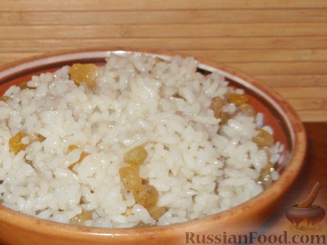 как приготовить кутью из риса с изюмом на поминки пошагово