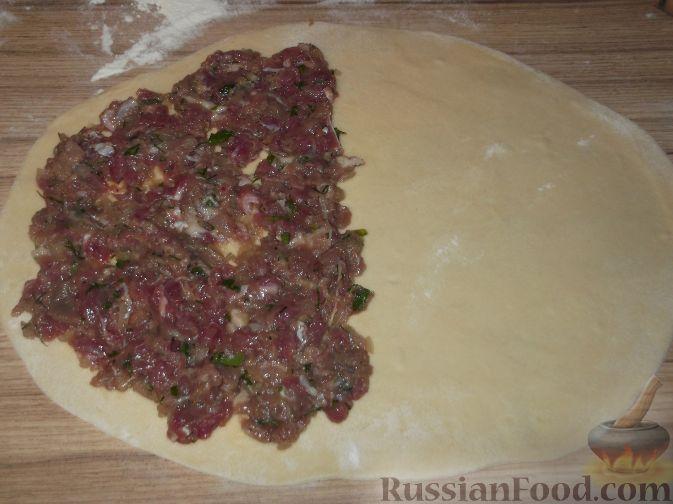 чуду рецепт с мясом с фото