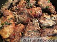 Фото к рецепту: Кролик по-лигурийски