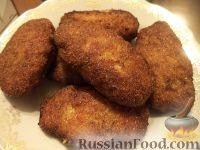 Фото к рецепту: Котлеты куриные  (по ГОСТу)