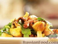 Фото к рецепту: Грибной салат