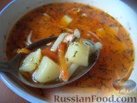 Фото к рецепту: Рыбный суп экономного отца